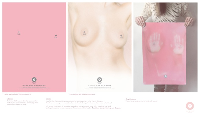 thermo ink breast cancer