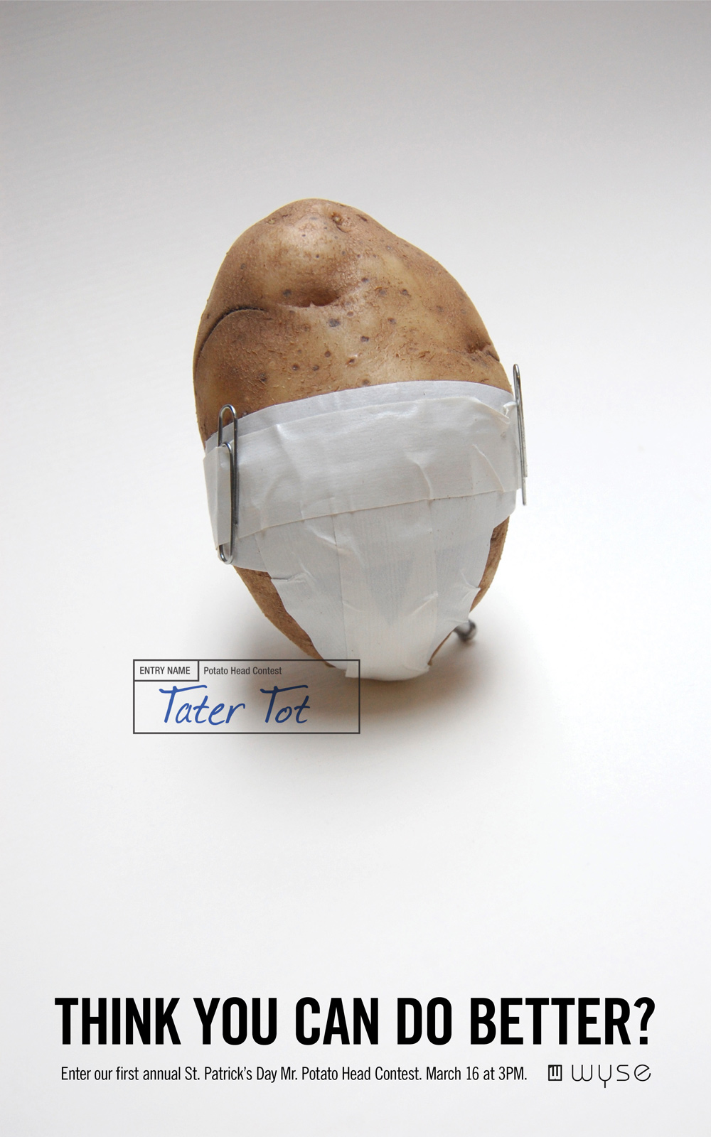 Wyse Advertising: Potatoes | AdPitch Blog