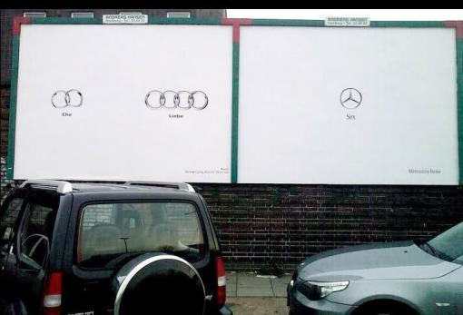 Mercedes vs audi