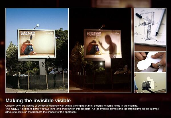 unicef making the invisible visible